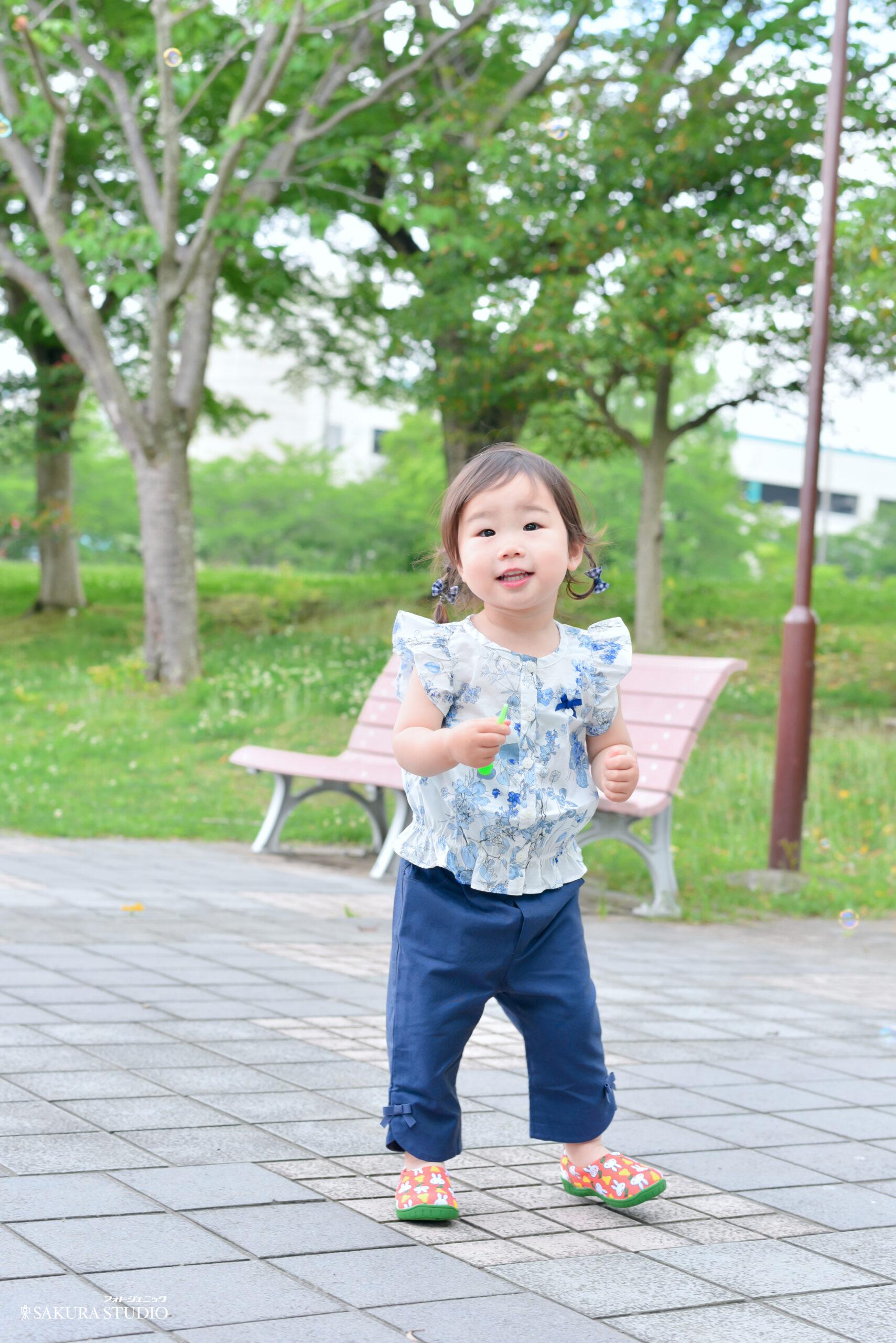 栃木 宇都宮 フォトスタジオ フォトジェニック フォトジェニックサクラスタジオ 七五三 7歳 着物 ドレス レンタル 2歳 お誕生日 バースデー カメラマン ロケーションフォト かわいい 女の子 姉妹